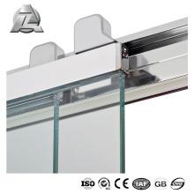 châssis de section de fenêtre en verre coulissant en aluminium