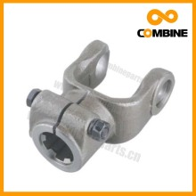 Splined yoke (non-interfering bolt)