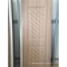 Hot Sale Cheap Price Luxury Style Waterproof WPC (Wood Plastic Composite) Porte d'intérieur avec