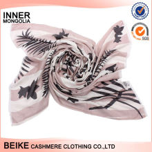 FACTORY DIRECTLY trendy style 100% cotton Promotional scarf in many style