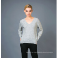 Lady's Fashion Cashmere Sweater 17brpv001