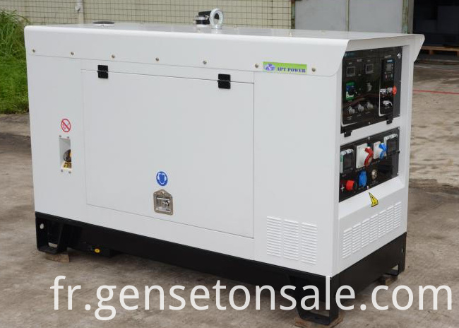 DC Welding Generator Set Powered By Perkins Engine MMA3