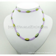 Fashion Hematite Green Pearl Shell Wrap