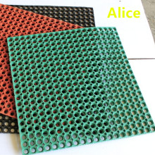 Drainage Anti-Fatigue Rubber Mat and Antibacterial Floor Mat