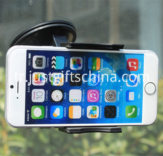 Promotional Black Color ABS Phone Holder