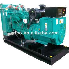 220V 3 fases 4 cables 250kva / 200kw diesel generador de energía conjunto