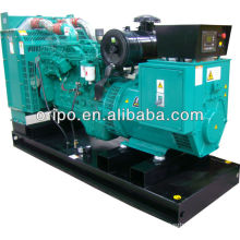 220V 3 phase 4 wires 250kva/200kw diesel power generator set