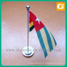 Suporte de bandeira de mesa
