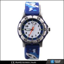 Adolescentes, esportes, relógio, silicone, relógios, preço