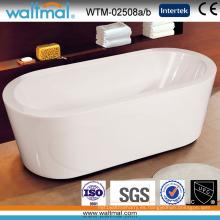 Bañera independiente de acrílico de aspecto agradable (WTM-02508)