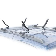 Customized for Double Kayak Roof Rack Kayak Canoe Auto Roof Rack supply to Guadeloupe Importers