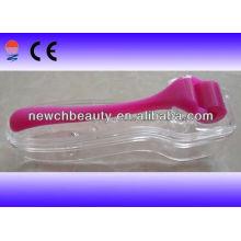 Rodillo de la piel del doctor de la piel rodillo del derma del microneedle equipo portable de la belleza para el cuidado de la belleza del cuidado de piel con CE