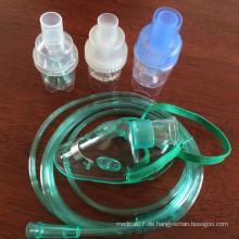 Vernebler-Gesichtsmaske für chirurgische und Krankenhausversorgung