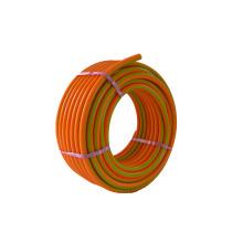 Corea estándar PVC trenzado reforzado manguera para la venta
