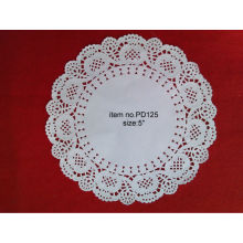 Environmental health food rang paper doilies