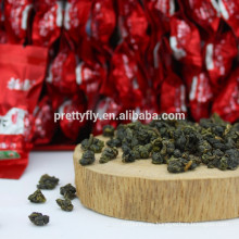 Leche envasada al vacío oolong té