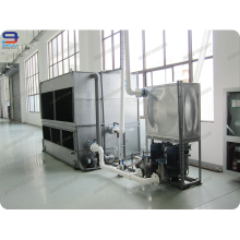 125 Ton Closed Circuit Cross Flow GHM-125 Nicht geöffnet Wasserkühlung Turm Industrial Water Cooling Chiller