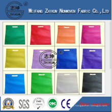 10g-200g PP Nonwoven Fabric of High Quality Shopping Bags