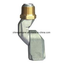 Acoplamiento de aceite Zcheng Universal articulación de manguera giratoria Zcs-06