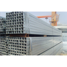 ASTM A53 Grade a Hot-DIP Galvanized Square Steel Pipe