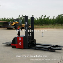 Economic Electric Powered pallet Lift Stacker