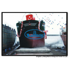 Airbags de borracha do salvamento marinho