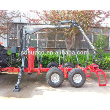 Log loader Anhänger 1t ZM1002 ATV