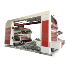 Флексографская печатная машина для упаковочного материала