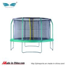 Hot Selling ao ar livre grande trampolim redondo para crianças