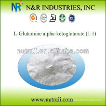 Zuverlässiger Lieferant L-Glutamin alpha-Ketoglutarat (1: 1)
