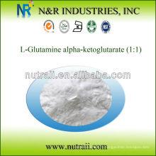 Fournisseur fiable L-Glutamine alpha-ketoglutarate (1: 1)