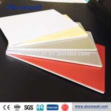 20 years quality assurance PVDF A2 Fireproof Aluminum Composite Panel Price