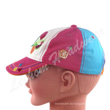 Niños coloridos peinados del bebé del algodón capsulan los casquillos