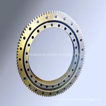 Rodamientos de giro de bolas de contacto de cuatro puntas de una fila de Zys Precio 012.45.1400