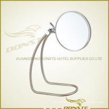 Alta Qualidade Desktop Make up Mirror para o Hotel