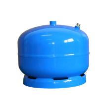 Cylindre de gaz de LPG et réservoir de gaz en acier (AS-LPG-2KGB)