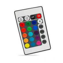 DC 5V-24V input 6A output 24 keys IR wireless remote control rgb LED controller