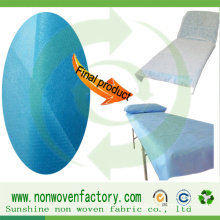 PP Spunbond Medical Nonwoven Fabrics Use for Bed Sheet