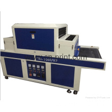 uv curing machine paper drying machine