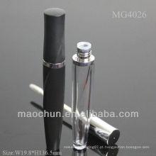 MG4026 tubo plástico liso do bordo do lustro / plástico plástico do brilho do bordo / plástico lustrador do bordo