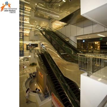 Öffentliche Hochleistungs-Personenaufzug-Rolltreppe