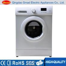 Melhor qualidade frontal de carregamento automático frontal máquina de lavar roupa do hotel