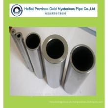 SAE 5130 tubo de aço sem costura laminado a frio e tubo de aço SCr430