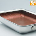 Japan Omelet Stainless Steel Fry Pan Skilet