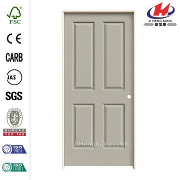 Painted Molded Single Prehung Interior Wooden Door