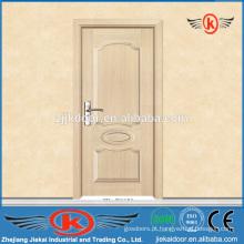 JK-P9058 casa de banho / WC / Balcomy pvc porta de madeira