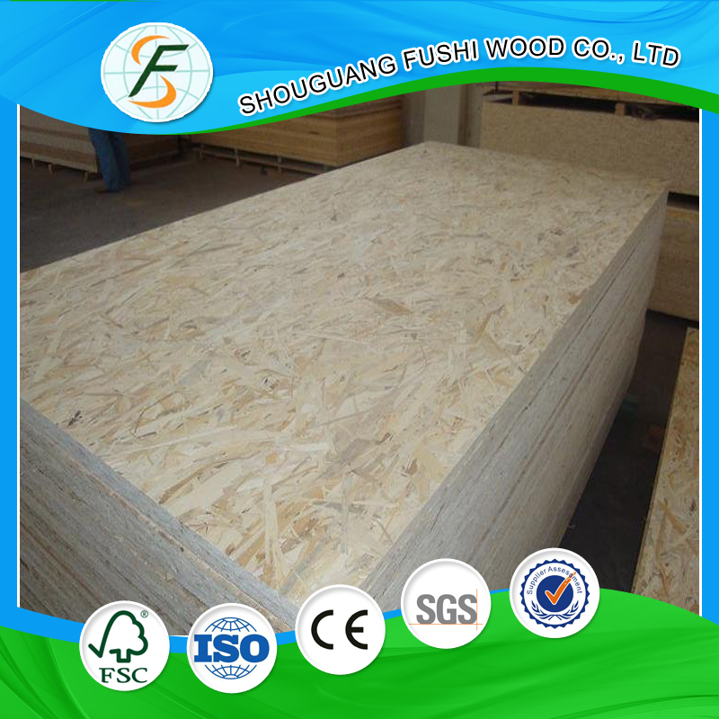12mm Melamine Plywood OSB Board For Sale