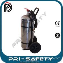 Trolley Type Dry Powder Fire Extinguishers