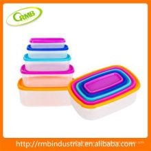 Nuevo y caliente recipiente de almacenamiento de alimentos (RMB)