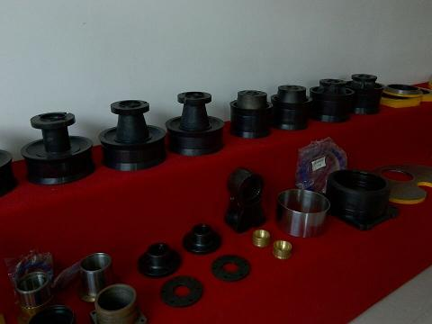 Concrete Pump Rubber Pistons
